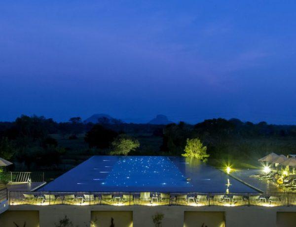 Sri Lanka – Största poolen på Sri Lanka