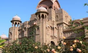 Indien – Maharadjans sommarpalats