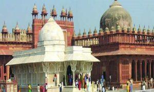 Indien – Kung Akhbars internationella fruar