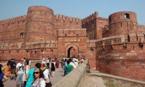 Indien – Agra fortet