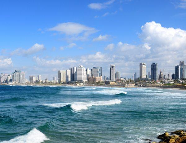 Israel: Snabbt besök i Tel Aviv