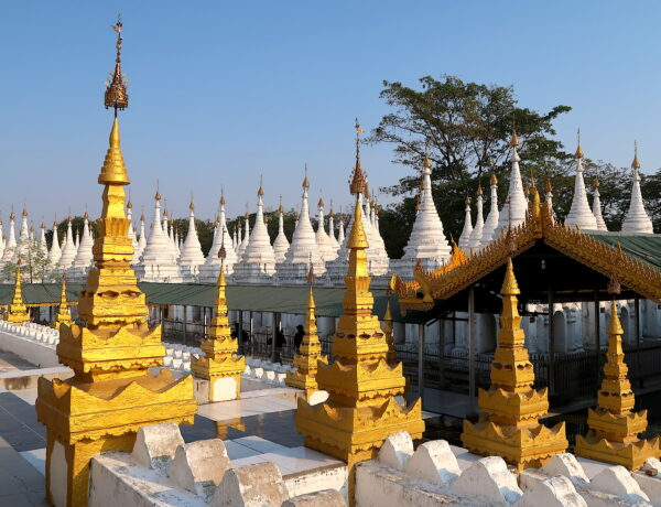Myanmar – Vad är en stupa