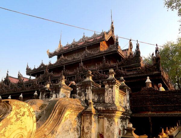 Myanmar – Snabbvisit i Mandalay